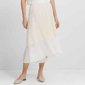 Club Monaco Tonie Pleated Skirt